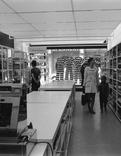 Marimekon myymälä