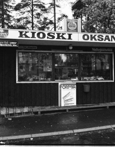 Kioski Oksanen