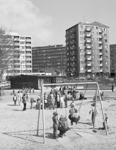 Leikkipuisto Linja