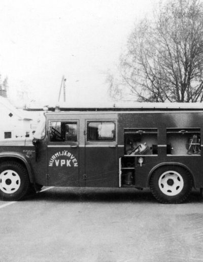 Nurmijärven VPK:n paloauto