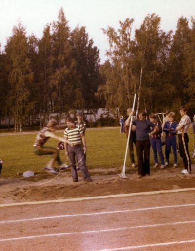 Yleisurheilua