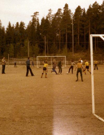 Jalkapalloa