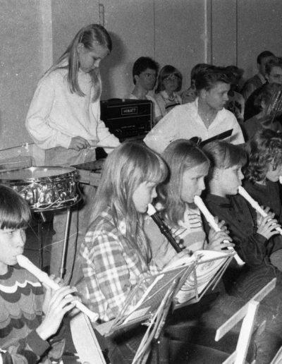 Koulun musiikkikerho